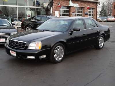 2001 Cadillac Deville Dts Stock 7316 For Sale Near Brookfield Wi